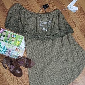 O'Neill one shoulder dress!💃😍